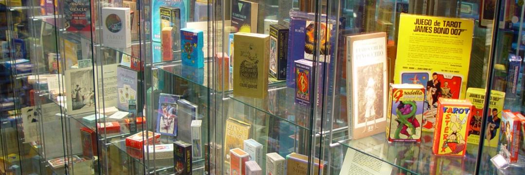 venta de cartas del tarot en barcelona
